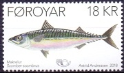 The Faroes 2018 Norden Stamp