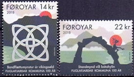 The Faroes Municpality 100 years