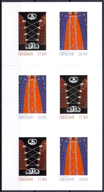 The Faroes 2016 Booklet National Costumes
