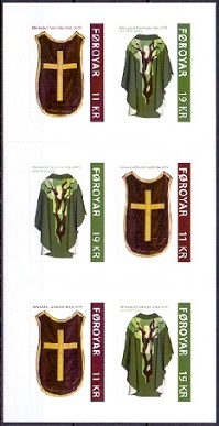 The Faroes 2019 Booklet Chasubles