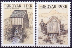 The Faroes 2019 Old Watermills