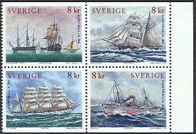 Sweden 1999 The Maritime Heritage