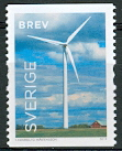 Sweden 2011 Coil Stamp Energy