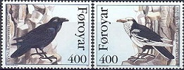 The Faroes 1995 Birds IV